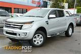 2014 Ford Ranger XLT Double Cab PX Utility