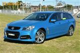 2013 Holden Commodore SV6 Sportwagon VF MY14 Wagon