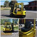 Hyster H1.50XBX FG15 LPG GAS FORKLIFT CONTAINER MAST