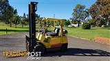 Hyster H2.50DX FG25 LPG Gas Forklift *** Low Hours***