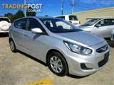 2014  HYUNDAI ACCENT ACTIVE RB2 MY15 HATCHBACK