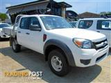 2011  FORD RANGER XL CREW CAB PK CAB CHASSIS