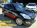 2012  SUZUKI SWIFT EXTREME FZ HATCHBACK