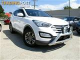 2013  HYUNDAI SANTA FE ACTIVE DM MY14 WAGON