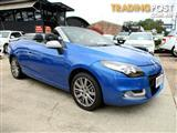 2013  RENAULT MEGANE GT-LINE CPE CABRIO III E95 MY13 CONVERTIBLE