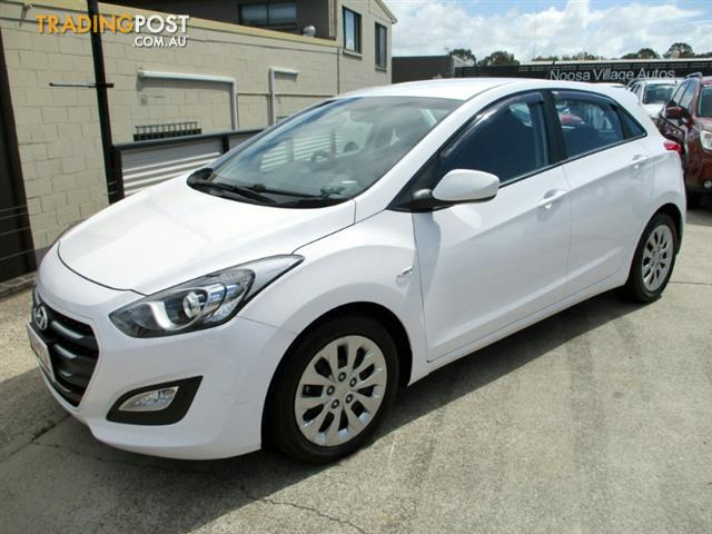 2015 Hyundai I30 Active Gd3 Series Ii My16 Hatchback For Sale In