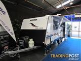 19'6 x 7'8 Roma Deluxe Caravan