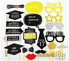 Photo booth props, 20 Pcs Kit for graduation & Special Events Party