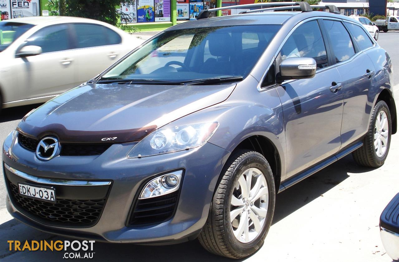 2010 mazda cx 7 diesel sports 4x4 er my10 4d wagon for sale in west armidale nsw 2010 mazda. Black Bedroom Furniture Sets. Home Design Ideas