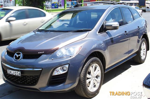 2010 Mazda Cx 7 Diesel Sports 4x4 Er My10 4d Wagon For Sale In West Armidale Nsw 2010 Mazda