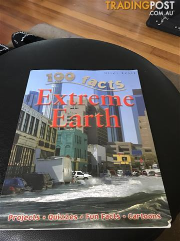 1000 facts extreme earth