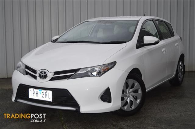 2014-TOYOTA-COROLLA-Ascent-ZRE182R-HATCHBACK