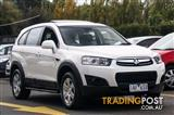 2013  Holden Captiva 7 CG Wagon