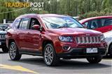2014  Jeep Compass Limited MK Wagon