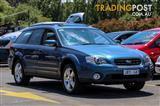 2006  Subaru Outback Premium Pack B4A Wagon
