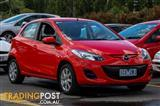 2014  Mazda 2 Neo DE10Y2 Hatchback