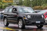2013  Jeep Patriot Sport MK Wagon