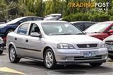 2001  Holden Astra CD TS Sedan