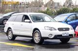 2006  Subaru Outback Luxury B4A Wagon