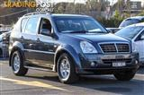 2008  SsangYong Rexton RX270 Y220 II Wagon