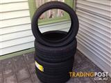 Tyres 245/30/20,set of 4