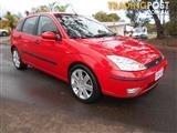 2004 FORD FOCUS LX LR 5D HATCHBACK