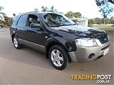 2006 FORD TERRITORY TS (RWD) SY 4D WAGON