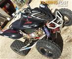 2010 YAMAHA YFM700RSE RAPTOR 700SE 700CC 9 ATV