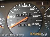 1988 PORSCHE 944 INSTRUMENTCLUSTER (LHD) AUTO & TACHO KMS 83053KMS