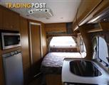 JAYCO FIAT DUCATO MOTORHOME AND TOWED VEHICLE