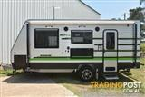 2016  CARAVAN NEXTGEN BLACKLINE  SEMI OFF ROAD 18' CARAVAN