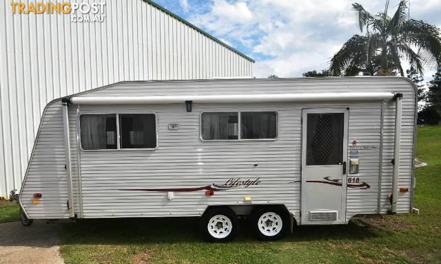 Excellent Caravan For Sale QLD Coromal Family Camper Caravan For Sale QLD