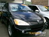 2006 Ssangyong Kyron  TURBO DIESEL Wagon