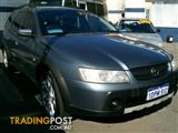 2005 Holden Adventra  CX6 AWD Wagon