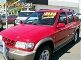 2000 Kia Sportage   Wagon