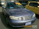 2004 Nissan Pulsar st auto 157 KS Sedan