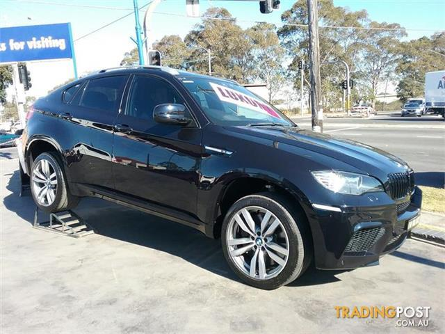2010 Bmw X6 M E71 4d Coupe For Sale In Greenacre Nsw 2010 Bmw X6 M