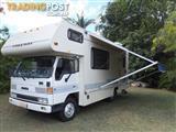 Winnebago 5 Berth Motorhome For Sale