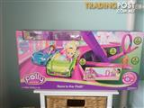 Polly Pocket Race Cars