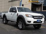 2010  FORD RANGER XL (4X2) PK SUPER CAB P/UP