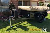 Marlin Escape/Oztrail Camper Trailer 2015