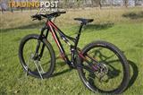 Specialized STUMPJUMPER FSR mountain bike