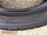 USED DUNLOP SP TYRES
