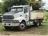Sterling Tipper and Water Tank