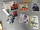 Elvis Collection - Memorabilia, Vintage, King of Rock and Roll