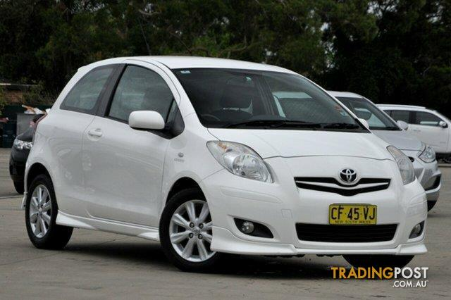 2008 toyota yaris yrx ncp91r 06 upgrade hatchback for sale in sydney nsw 2008 toyota yaris yrx. Black Bedroom Furniture Sets. Home Design Ideas