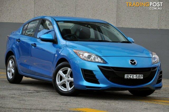 2011 mazda 3 neo bl 10 upgrade sedan for sale in sydney nsw 2011 mazda 3 neo bl 10 upgrade sedan. Black Bedroom Furniture Sets. Home Design Ideas