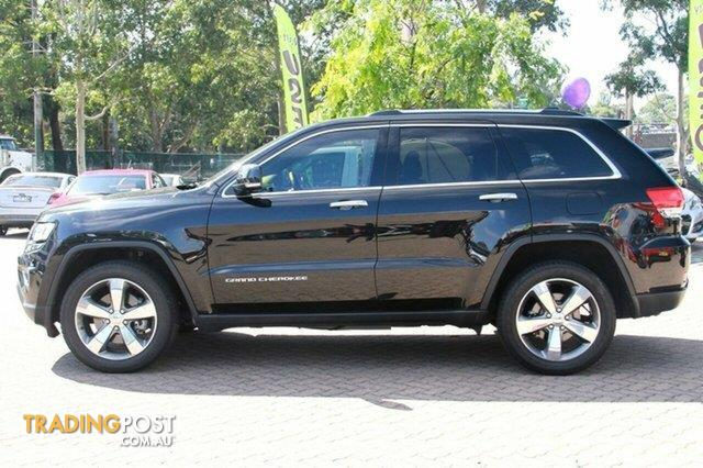 2013 jeep grand cherokee limited 4x4 wk my13 wagon for sale in sydney nsw 2013 jeep grand. Black Bedroom Furniture Sets. Home Design Ideas