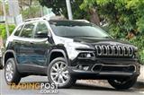 2014 Jeep Cherokee Limited (4x4) KL Wagon