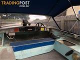 Clark Corvette 4.2 runabout